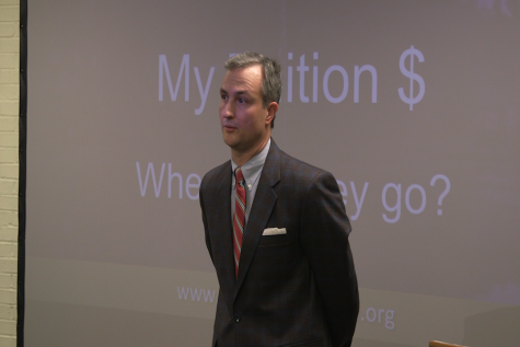 TEDx: How Our Tuition is Spent