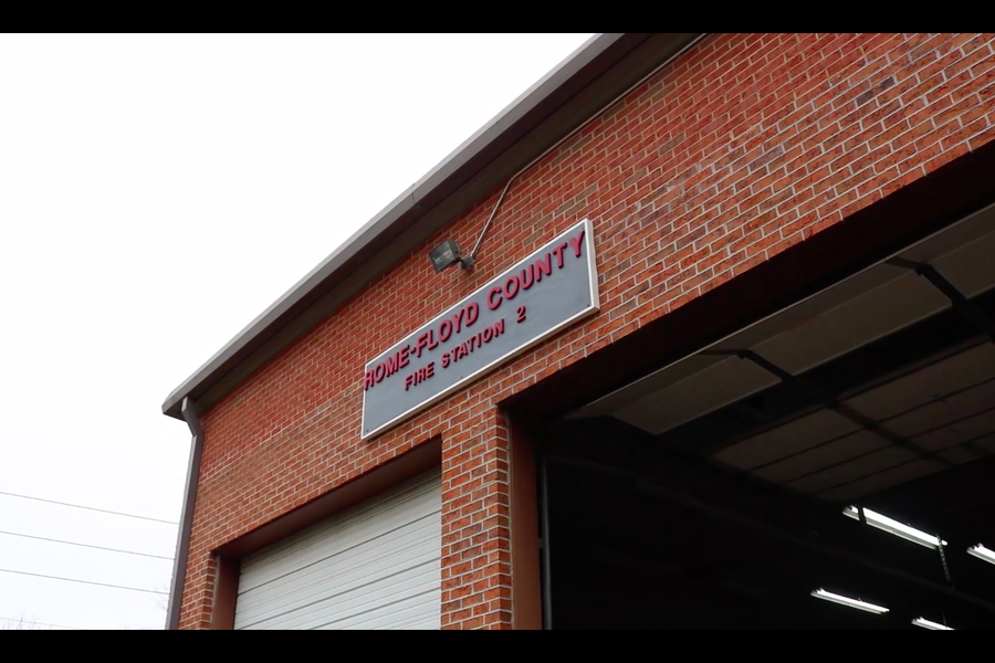 Know Thy Neighbor: Station 2 – Rome Floyd County Fire Department