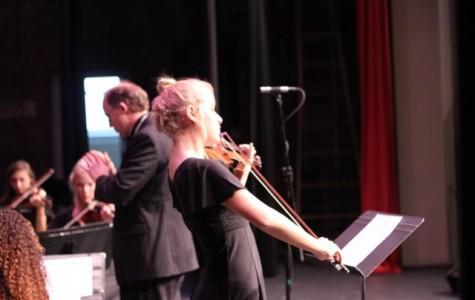 Orchestra Concert at Rome City Auditorium