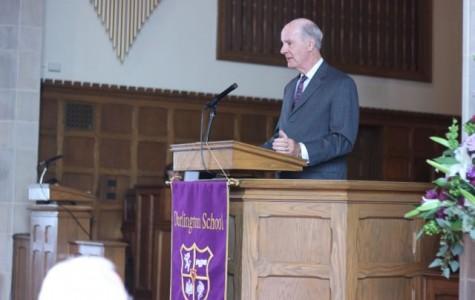Distinguished Alumni Presentation