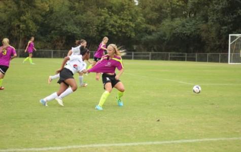 Girls Soccer Academy vs. Hoover SC