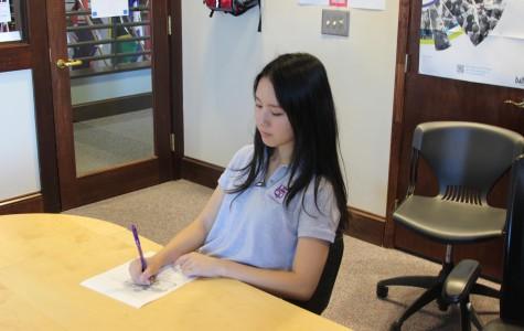 Senior Spotlight: Selena Chen