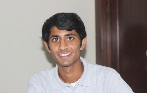 Senior Spotlight: Vraj Patel