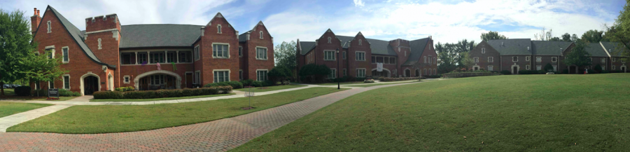 Darlington's three girl's dorms