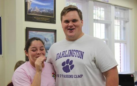 Senior Spotlight: Winston Gammon