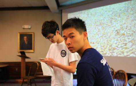 Senior Spotlight: Tyler Dai