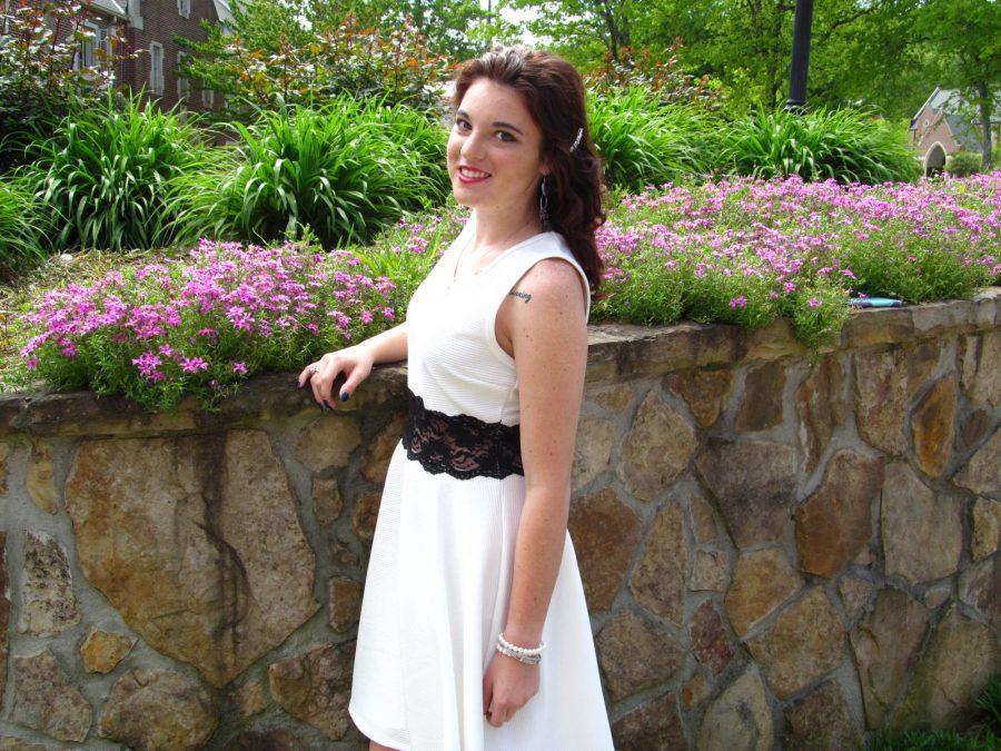 Senior Spotlight: Adrianna Young