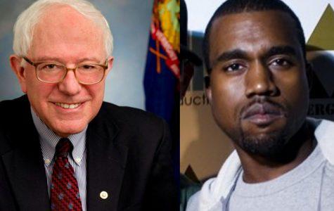Bernie Sanders is the New-Old Kanye West