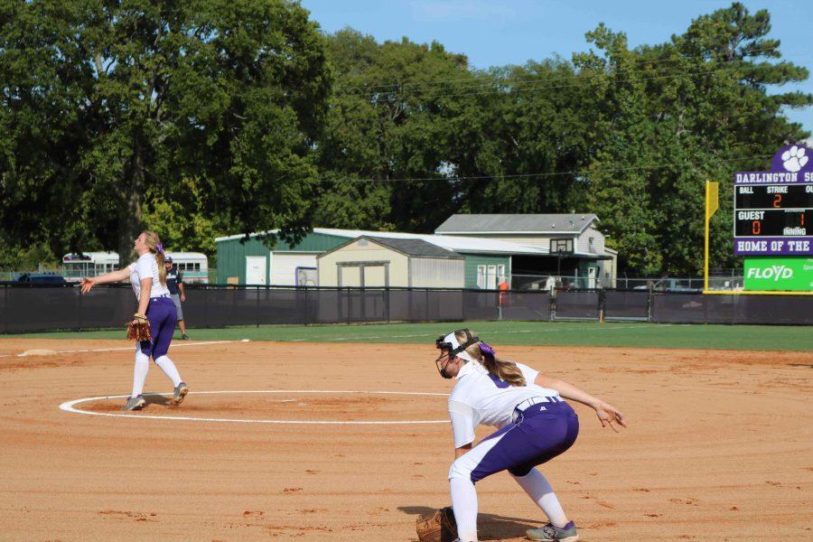 Varsity Softball vs. Woodland