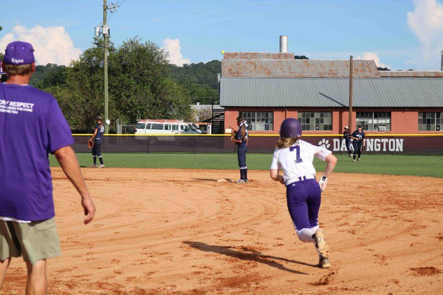Varsity Softball vs. Woodland, 10-2