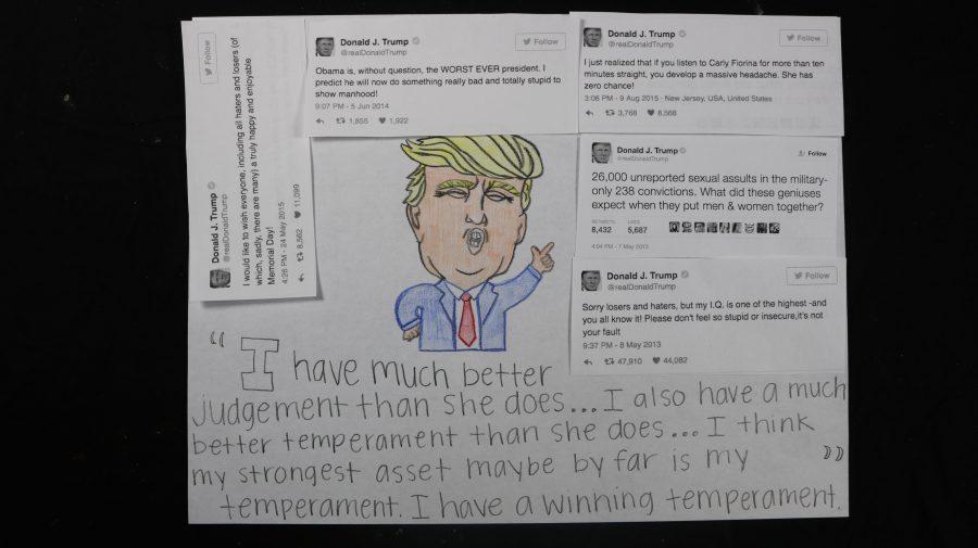 Trump, Tweets, and Temperament