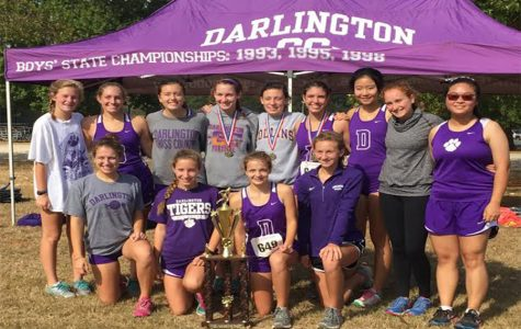 Cross Country wins Rome All-Area Championships