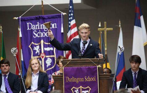 Carson Barnes '17: Transition to Leadership