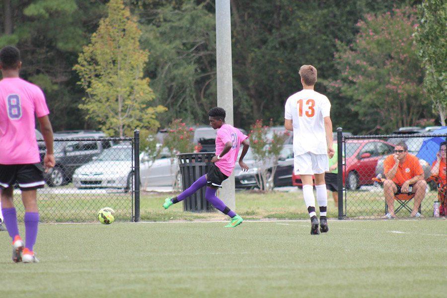 Jacob Gadde '17: Scoring Goals