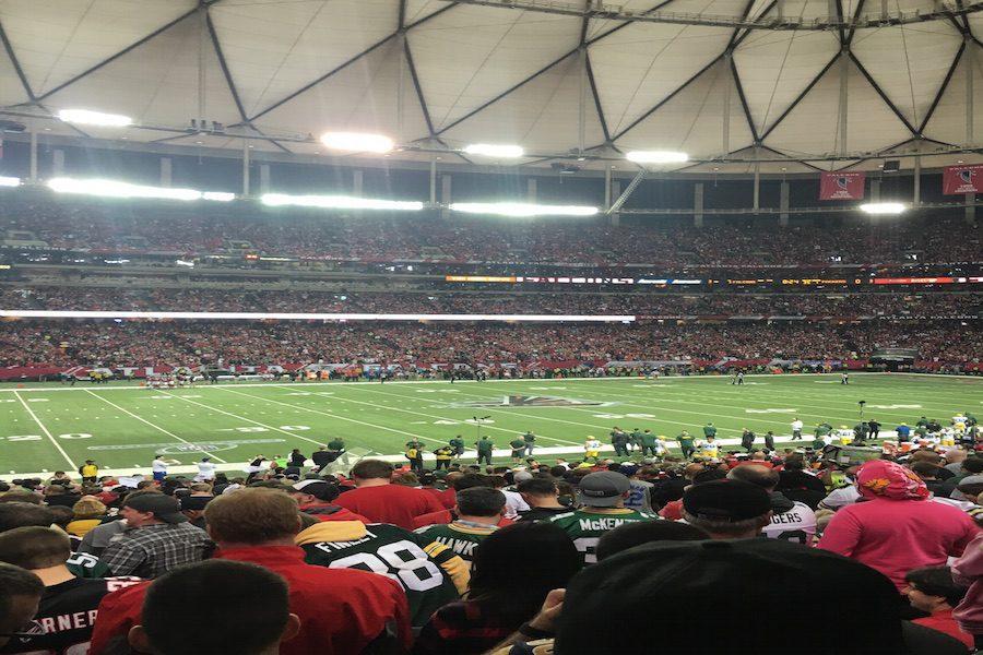 Amazing+Atlanta+Falcons+Reach+Super+Bowl+LI
