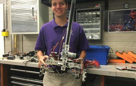 Ian Kinney '17: Engineering His Future