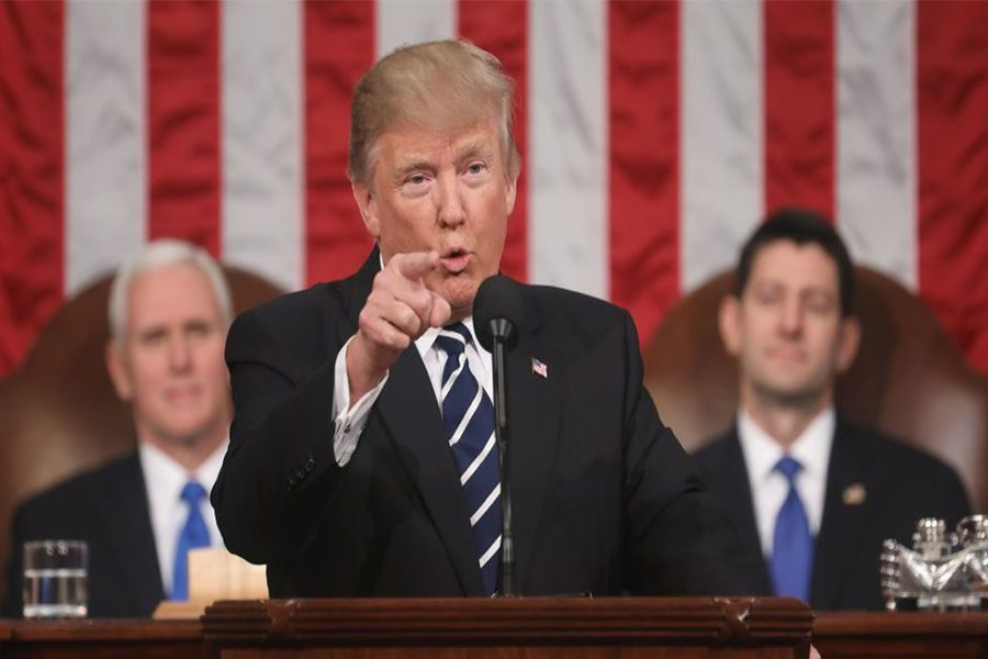 Trumps First Address to Congress