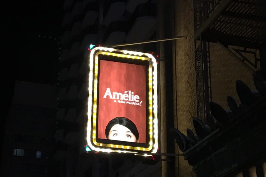 Review of Amélie on Broadway