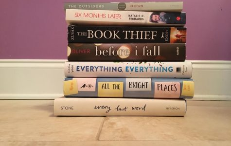 Books to Read over Spring Break