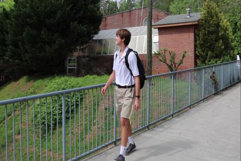David Hagler ('18): Living in the Moment