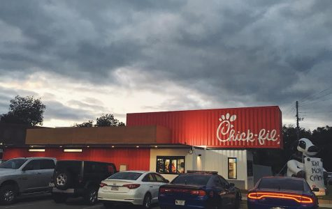 Chick-Fil-A Moves to Riverside