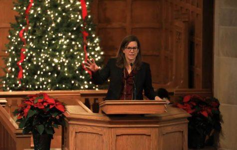 Honor Speaker: Justice Britt C. Grant
