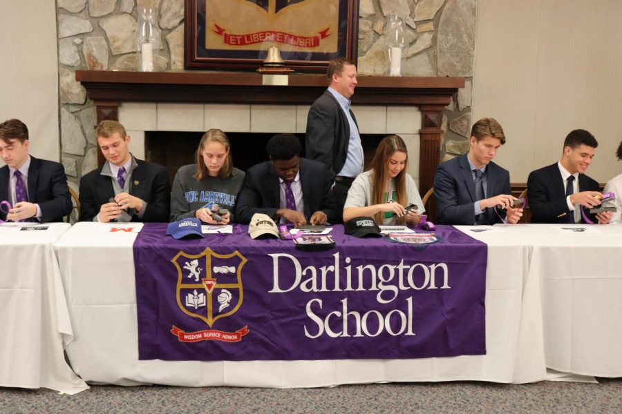 Soccer Academy Signings
