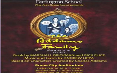 The Addams Family Tech Week