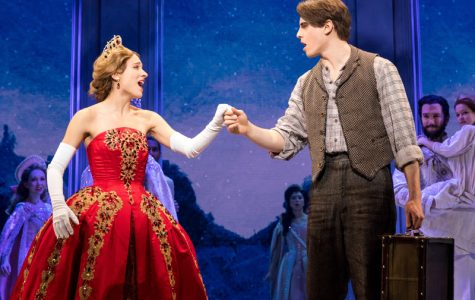 Review of Anastasia on Broadway