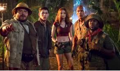 Jumanji Review