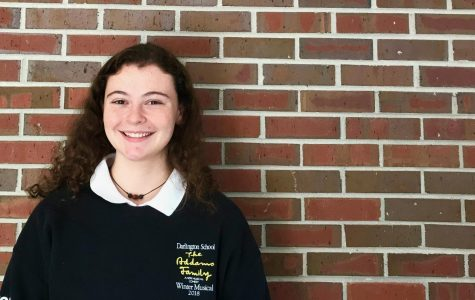 Morgan Ivester '19: Acting up and Out