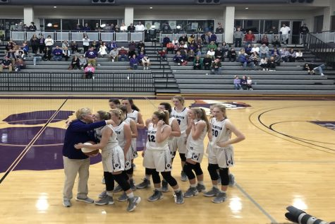 RUMPUS: Incredible Night for Lady Tigers