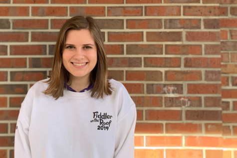 Natalie Horah '19: Keep Going