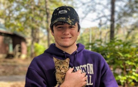 Ted Gardner '19: On Island Time