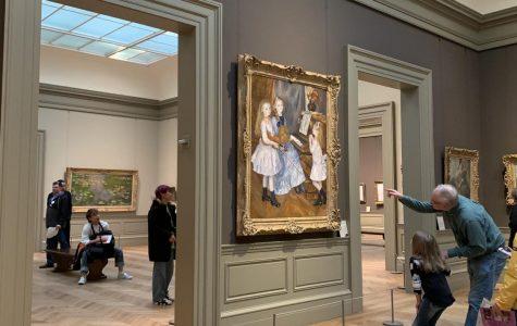 Fine Arts Visits The Big Apple