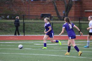 Varsity Girls' Soccer vs Trion