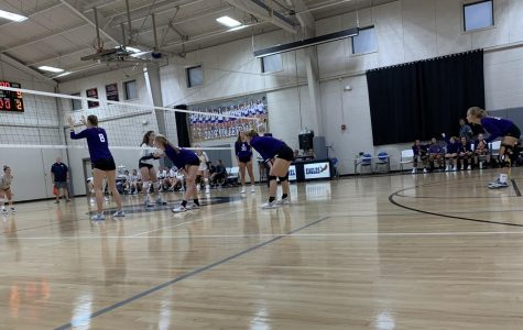 Girls Volleyball vs Mount Bethel